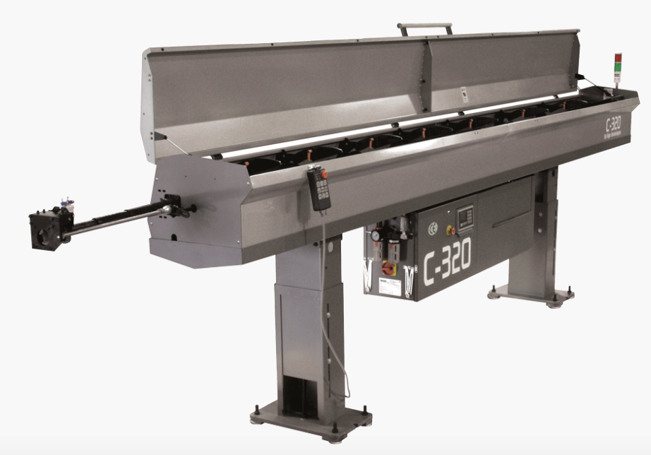 Cincom C320/C332 Bar Loaders – ADEPT Machine Tools